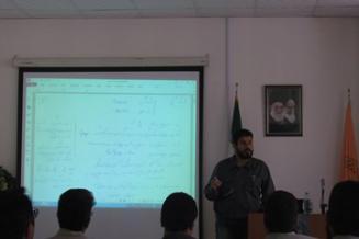 برگزاری دوره آموزشی پارامترهای مهم تولید