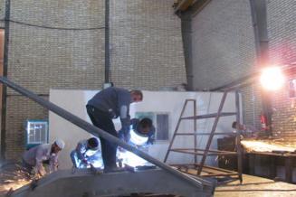 کارگاه ساخت و تعمیرات